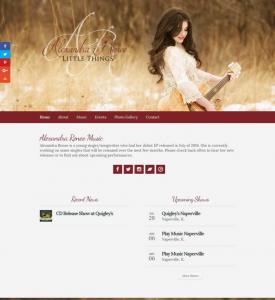Alexandra Renee Music