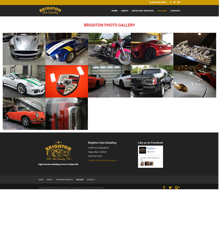 Brighton Auto Detailing Photo Gallery