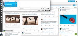 Hootsuite Editor