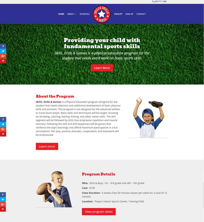 Skills, Drills & Games