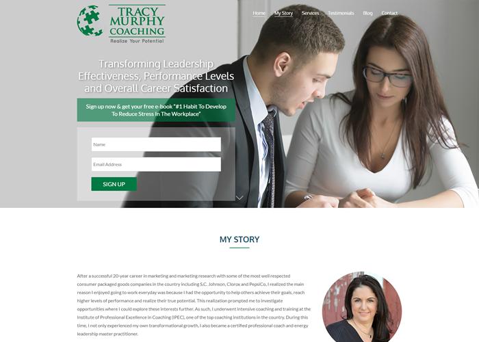 Tracy Murphy Coaching Site