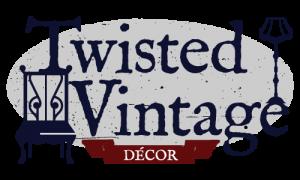 Twisted Vintage Decor Logo