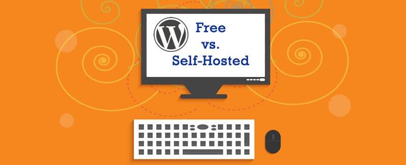 Free vs. Self-Hosted WordPress