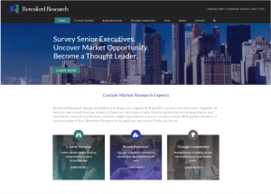 Beresford Research Website