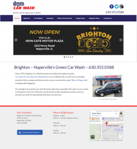 Brighton Car Wash