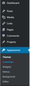 Customize your theme