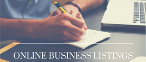 Get your business listed online