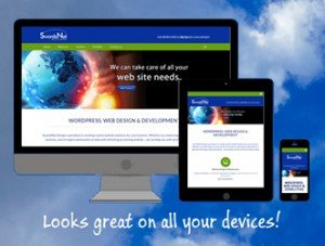 View our responsive web designs