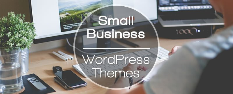 The Best Small Business WordPress Themes