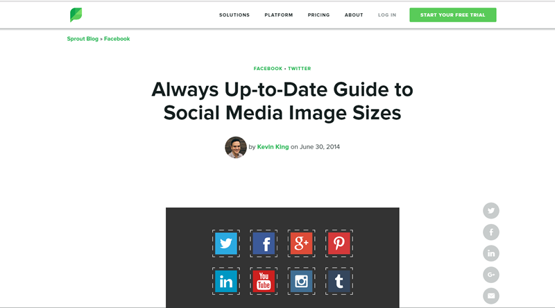 Sprout Social Image Size Guide